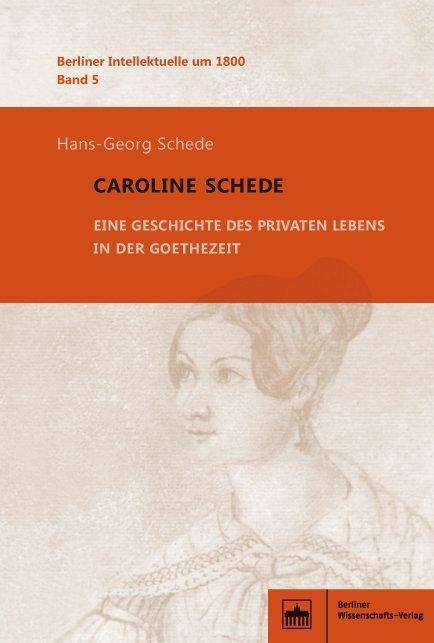 Cover-Bild Caroline Schede