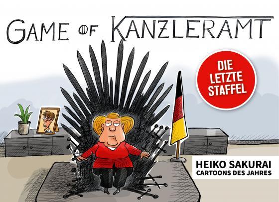 Cover-Bild Cartoons des Jahres 2019