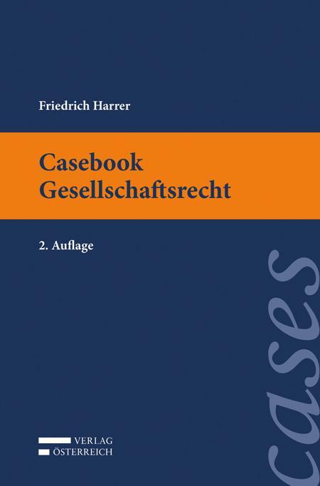 Cover-Bild Casebook Gesellschaftsrecht