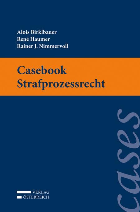 Cover-Bild Casebook Strafprozessrecht