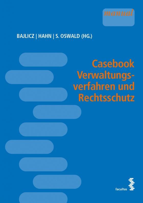 Cover-Bild Casebook Verwaltungsverfahren und Rechtsschutz