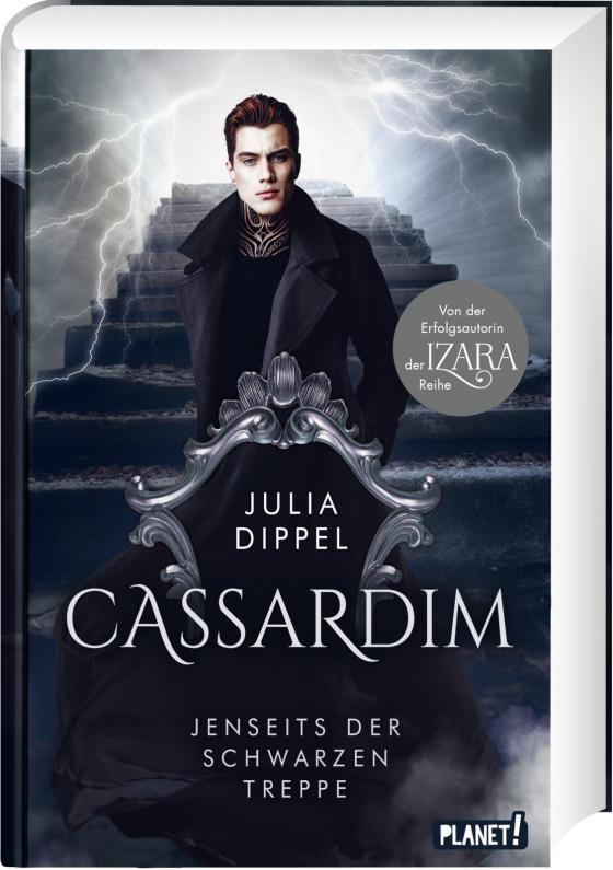 Cover-Bild Cassardim 2: Jenseits der Schwarzen Treppe