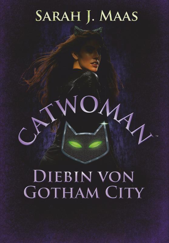Cover-Bild Catwoman - Diebin von Gotham City