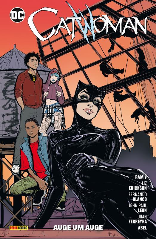 Cover-Bild Catwoman