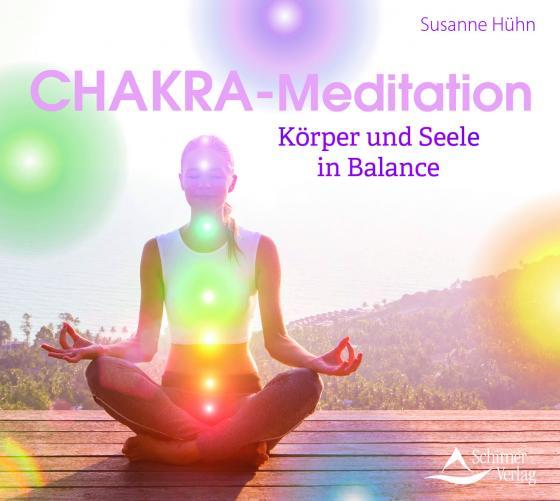 Cover-Bild CD Chakra-Meditation