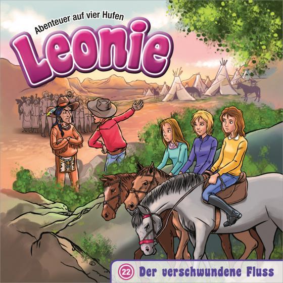 Cover-Bild CD Der verschwundene Fluss - Leonie (22)
