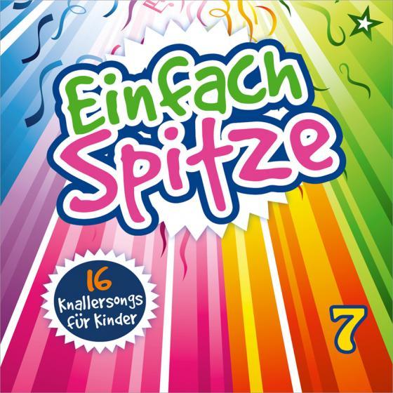 Cover-Bild CD Einfach Spitze, Vol. 7