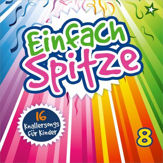 Cover-Bild CD Einfach Spitze, Vol. 8