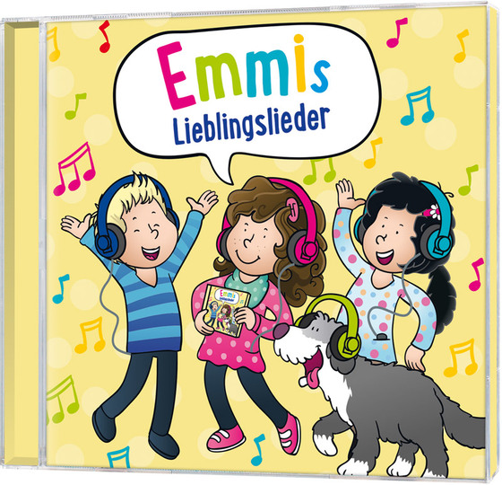 Cover-Bild CD Emmis Lieblingslieder