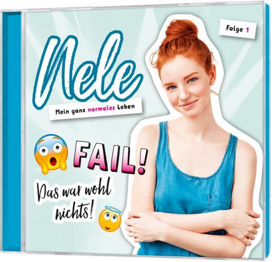 Cover-Bild CD Fail! Das war wohl nichts! - Nele (1)