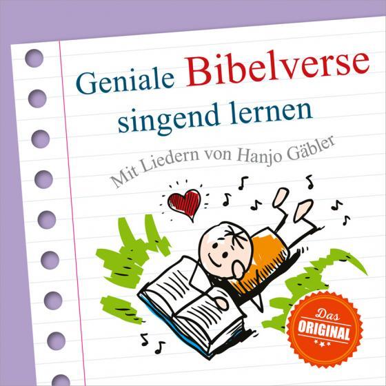 Cover-Bild CD Geniale Bibelverse singend lernen
