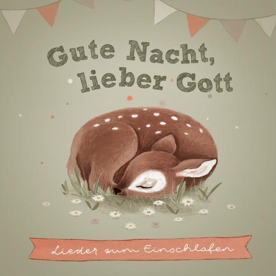 Cover-Bild CD Gute Nacht, lieber Gott