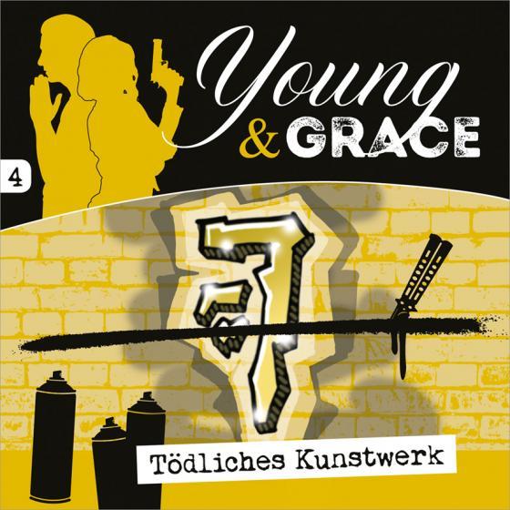 Cover-Bild CD Tödliches Kunstwerk - Young & Grace (4)