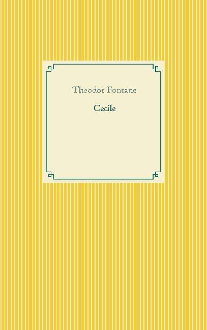 Cover-Bild Cecile