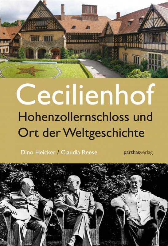 Cover-Bild Cecilienhof
