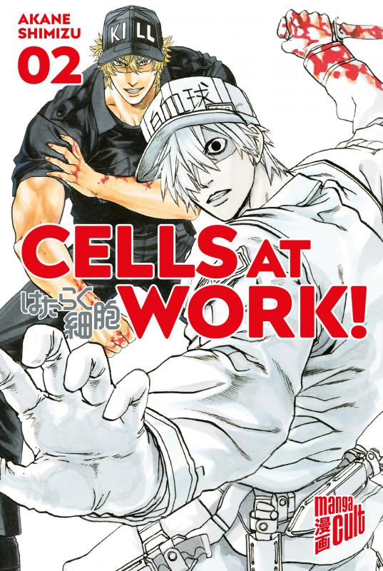Cover-Bild Cells at Work! 2