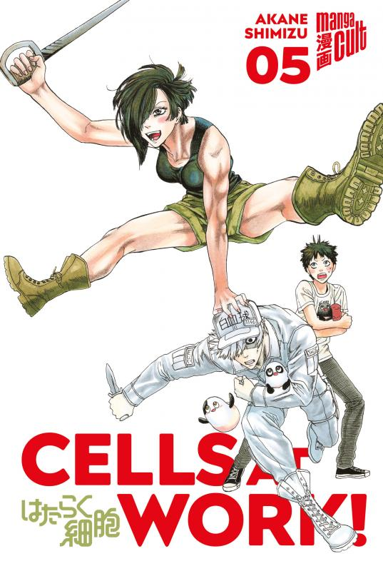 Cover-Bild Cells at Work! 5