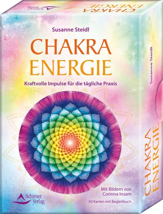 Cover-Bild Chakra-Energie- Kraftvolle Impulse für die tägliche Praxis