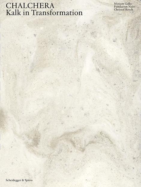 Cover-Bild Chalchera – Kalk in Transformation