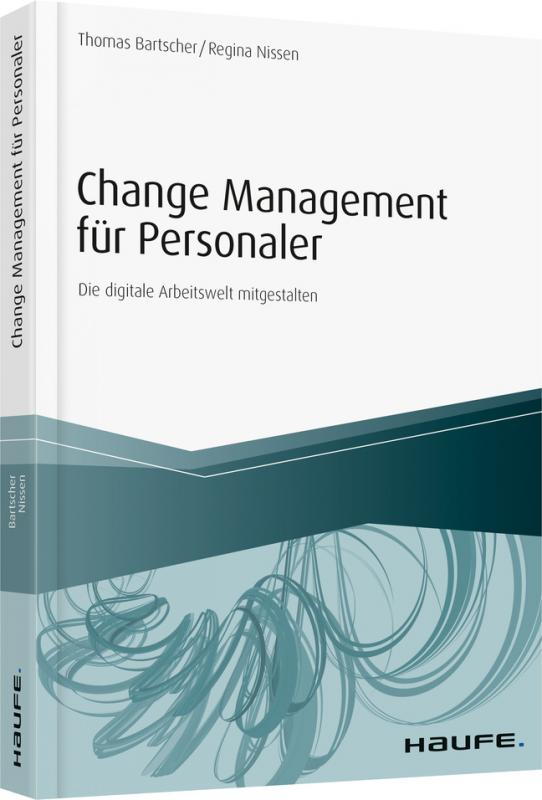 Cover-Bild Change Management für Personaler