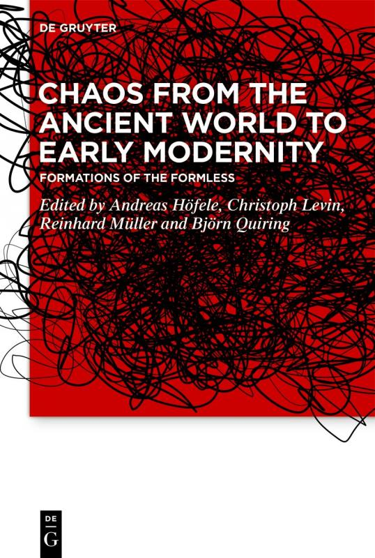 Cover-Bild Chaos from the Ancient World to Early Modernity