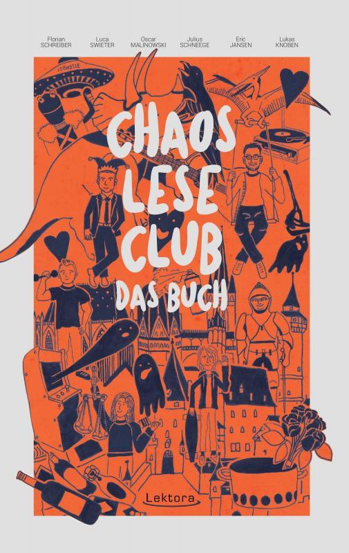 Cover-Bild Chaos Lese Club – Das Buch