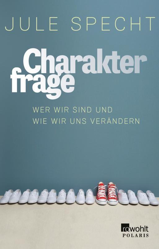 Cover-Bild Charakterfrage