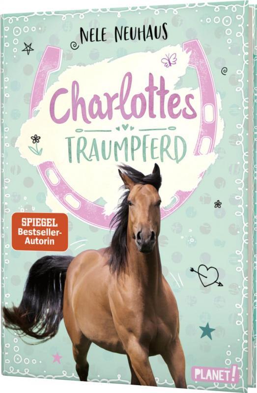 Cover-Bild Charlottes Traumpferd 1: Charlottes Traumpferd