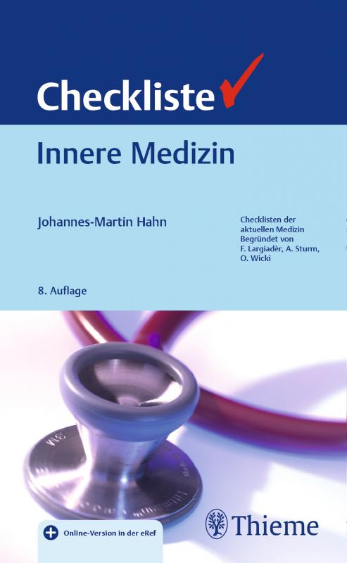 Cover-Bild Checkliste Innere Medizin