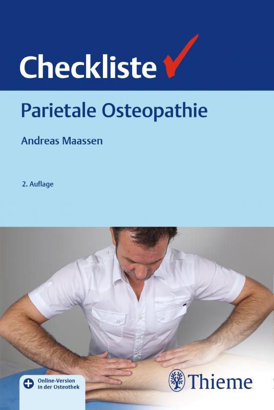 Cover-Bild Checkliste Parietale Osteopathie