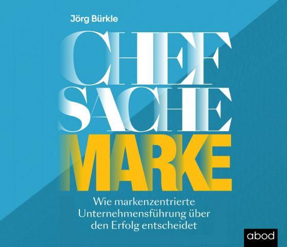 Cover-Bild Chefsache Marke