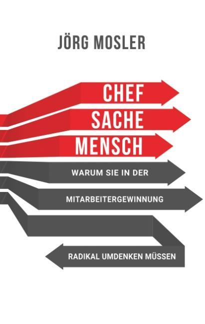 Cover-Bild Chefsache Mensch