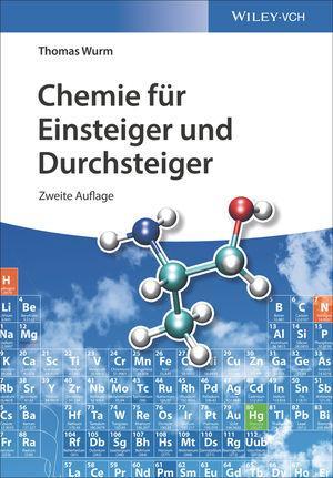 Cover-Bild Chemie für Einsteiger und Durchsteiger