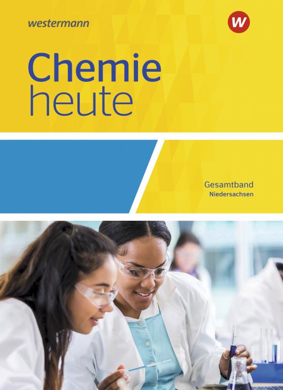 Cover-Bild Chemie heute SII / Chemie heute SII - Ausgabe 2018 für Niedersachsen