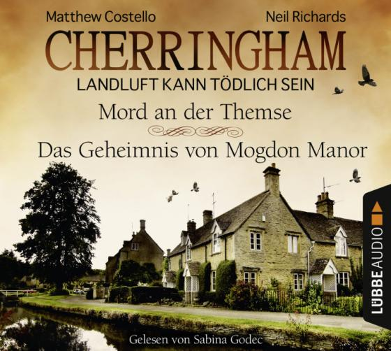 Cover-Bild Cherringham - Folge 1 & 2