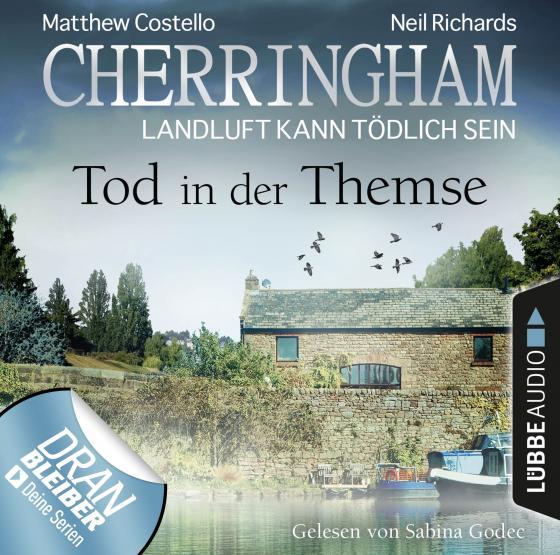 Cover-Bild Cherringham - Folge 29