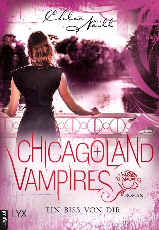Cover-Bild Chicagoland Vampires - Ein Biss von dir