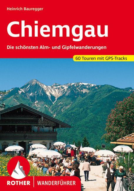 Cover-Bild Chiemgau