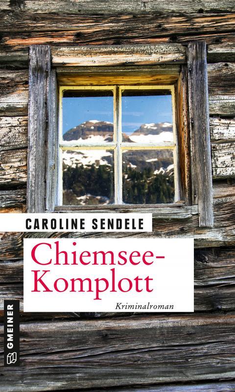 Cover-Bild Chiemsee-Komplott