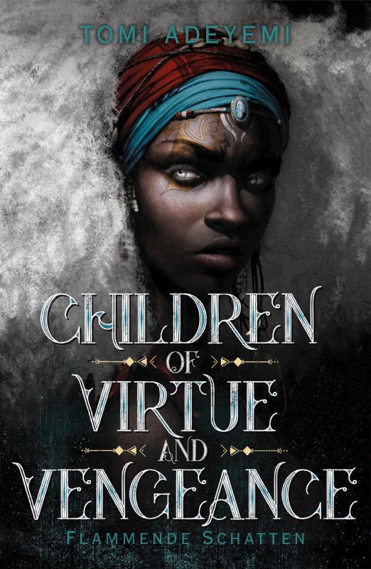 Cover-Bild Children of Virtue and Vengeance