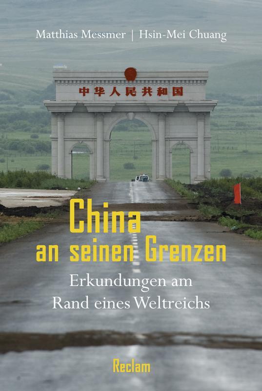 Cover-Bild China an seinen Grenzen