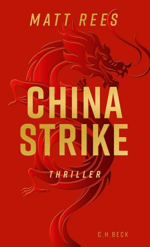 Cover-Bild China Strike
