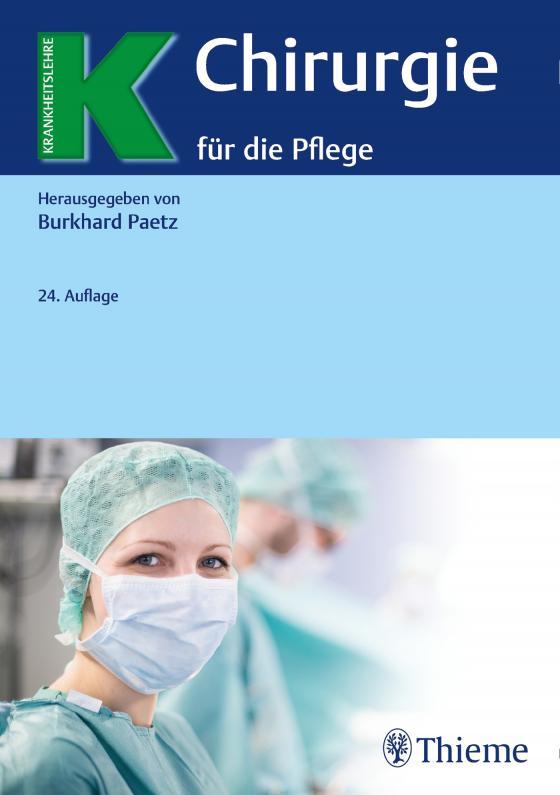 Cover-Bild Chirurgie für die Pflege
