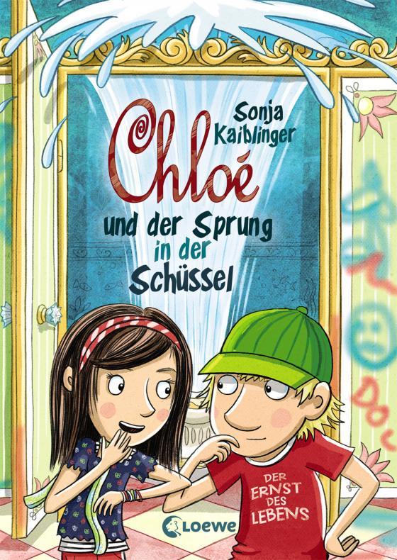Cover-Bild Chloé und der Sprung in der Schüssel