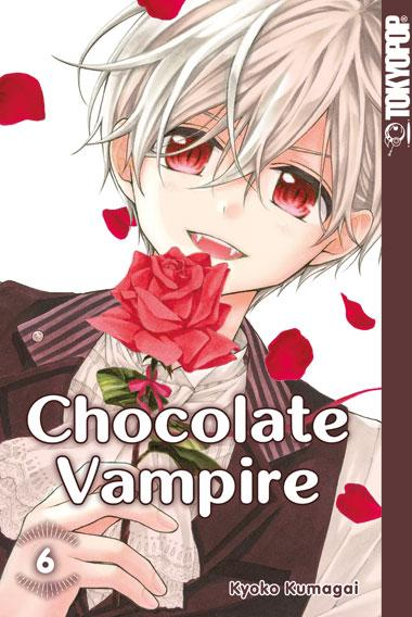 Cover-Bild Chocolate Vampire 06