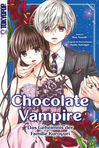 Cover-Bild Chocolate Vampire - Light Novel