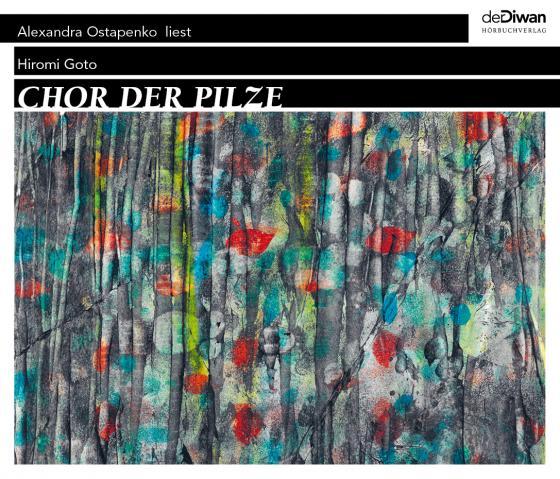 Cover-Bild Chor der Pilze