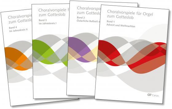 Cover-Bild Choralvorspiele für Orgel zum Gotteslob