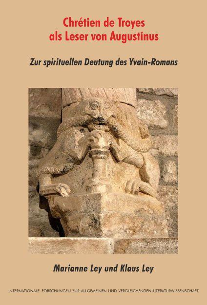 Cover-Bild Chrétien de Troyes als Leser von Augustinus