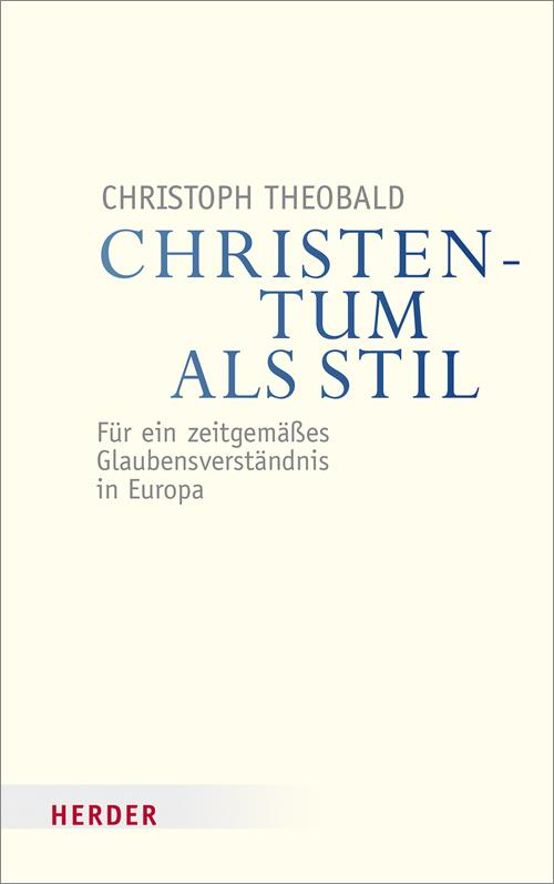 Cover-Bild Christentum als Stil